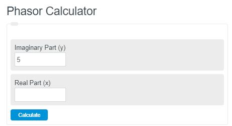phasor calculator