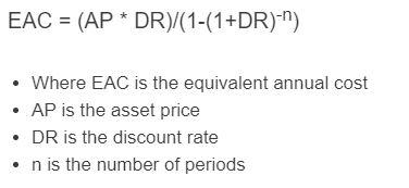 eac formula