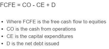 fcfe formula