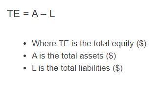 total equity formula
