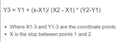 extrapolation formula