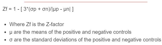 z factor formula